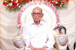 K P Gopalan Nair - 100th Birth Anniversary